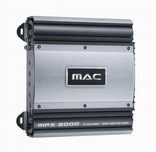 Mac Audio MPX 2000