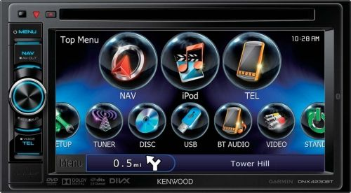 Kenwood DNX-4230BT