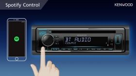 Kenwood KMM-BT304