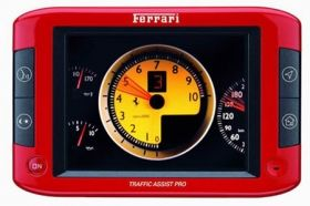 Becker Traffic Assist Pro Ferrari